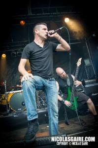Gorod @ Lezard'Os Metal Fest , Matignicourt  10052014_13989227358_l