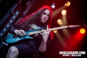 Gorod @ Lezard'Os Metal Fest , Matignicourt  10052014_13989334938_l