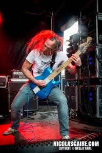 Gorod @ Lezard'Os Metal Fest , Matignicourt  10052014_13989391277_l