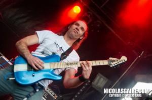 Gorod @ Lezard'Os Metal Fest , Matignicourt  10052014_14172623421_l
