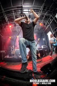 Gorod @ Lezard'Os Metal Fest , Matignicourt  10052014_14172731121_l