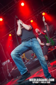 Gorod @ Lezard'Os Metal Fest , Matignicourt  10052014_14173248902_l