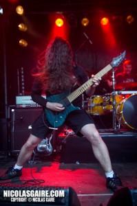 Gorod @ Lezard'Os Metal Fest , Matignicourt  10052014_14173329112_l