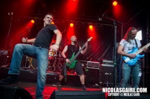 Gorod @ Lezard'Os Metal Fest , Matignicourt  10052014_14175951894_l