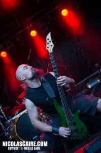 Gorod @ Lezard'Os Metal Fest , Matignicourt  10052014_14175974324_l