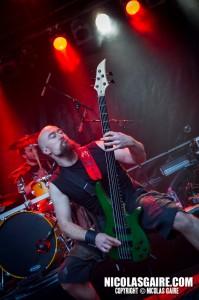 Gorod @ Lezard'Os Metal Fest , Matignicourt  10052014_14196014273_l
