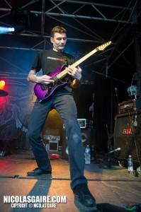 Kronos @ Lezard'Os Metal Fest , Matignicourt  10052014_13988413297_l