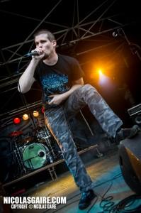Kronos @ Lezard'Os Metal Fest , Matignicourt  10052014_13988421489_l