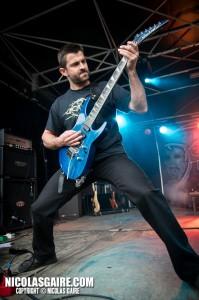 Kronos @ Lezard'Os Metal Fest , Matignicourt  10052014_13988478649_l