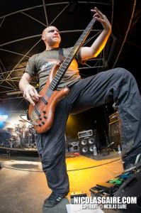 Kronos @ Lezard'Os Metal Fest , Matignicourt  10052014_14151962326_l
