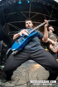 Kronos @ Lezard'Os Metal Fest , Matignicourt  10052014_14171847901_l