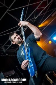 Kronos @ Lezard'Os Metal Fest , Matignicourt  10052014_14175181574_l