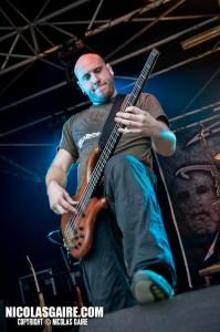 Kronos @ Lezard'Os Metal Fest , Matignicourt  10052014_14195197173_l