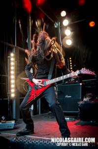 Otargos @ Lezard'Os Metal Fest , Matignicourt  10052014_14172313542_l
