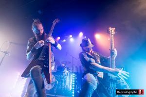 Solstafir 15 @ Antipode MJC (Rennes) – 21 novembre 2017